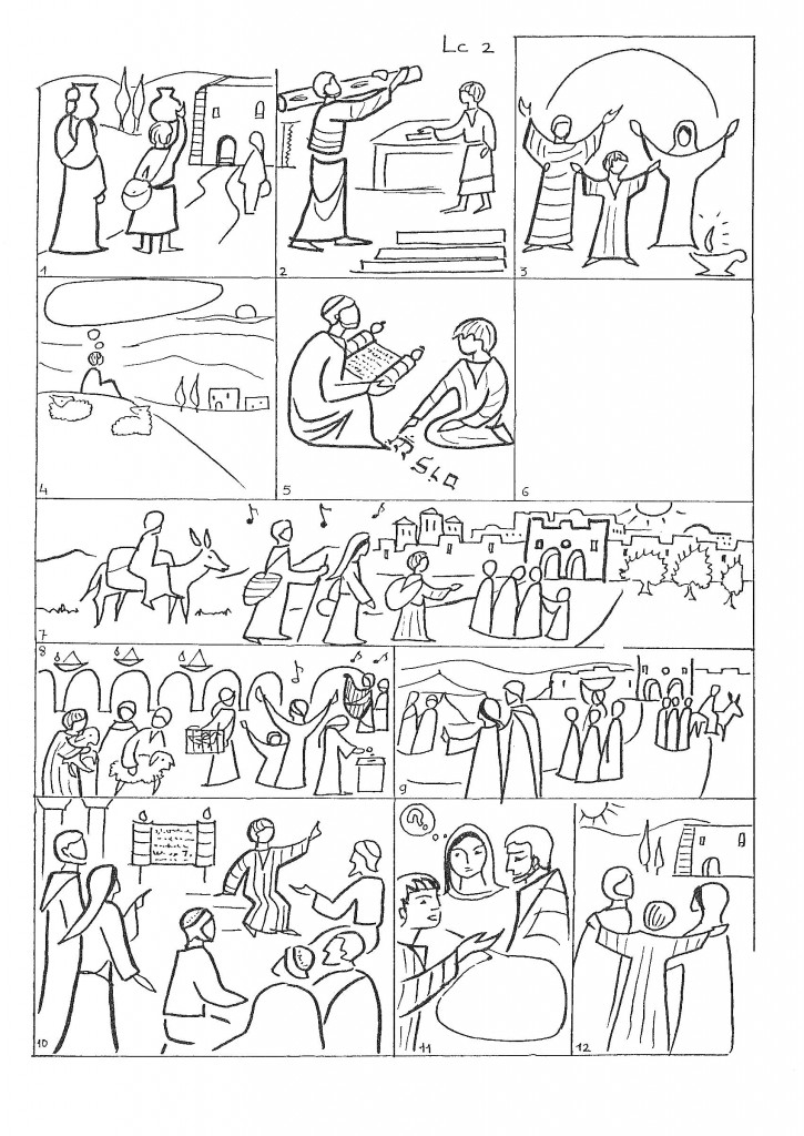 Jesus at 12 in the temple free colouring pages for 12 year old jesus in the temple coloring page